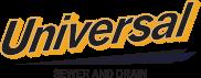 Universal Sewer & Drain logo